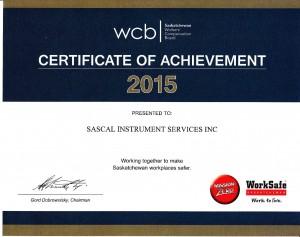 2015 WCB
