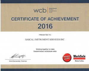 2016 WCB